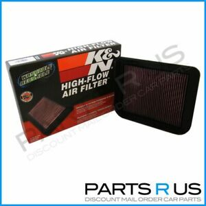 K&N Panel Air Filter to suit Ford Falcon FG 08-13 XR6 Turbo FPV High Performance