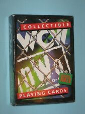 WCW/NWO PLAYING CARDS - Mint!