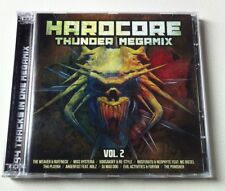 HARDCORE THUNDER MEGAMIX VOL.2.  2 CD.