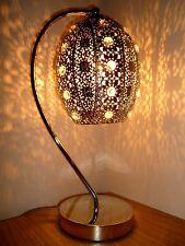 Lampada da tavolo Marocchino Turco stile mosaico marrocchino Design Collo di cigno luce da tavolo