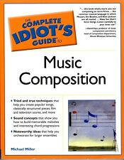The Complete Idiot'S Guide To Music Composition     Free Shipping!