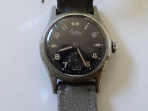 Fine Vintage Croton Buccaneer Military Watch