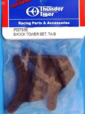 Thunder Tiger PD7936 Tour Amortisseurs TA-B Shock Tower Set modélisme