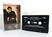 David Essex - Touching The Ghost - Audio Music Cassette Tape - FREE Postage