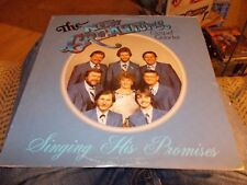 THE NEW CREATION GOSPEL QUARTET LP SINGING HIS PROMISES