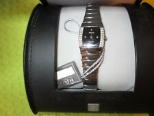 Sintra Jubile RADO Ceramic Women's Watch 44 Diamonds, Box w/Docs & Travel Case