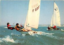 BF38394 littoral de la manche windsurf planche a voile sportif sports