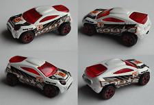 "Hot Wheels – Toyota RSC weiß ""Poli*e"""