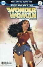 WONDER WOMAN ISSUE 1 - FCBD 2017 SPECIAL EDITION - FREE COMIC BOOK DAY