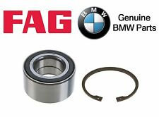 NEW BMW E53 E60 E90 Front Left or Right Wheel Bearing and Snap Ring Set OEM