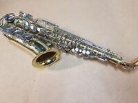 Verstellbarer Saxophon Halsgurt mit Karabinerhaken für Blasinstrumente
