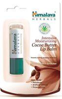 Himalaya Herbals Burro Cacao 4.5g con Cacao Burro Intensivo Idratante Effetto