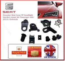 ORIGINALE Seat Leon 2013 > in poi FARI rotti Kit Di Riparazione Lato LH mk3 passenge