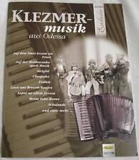 """KLEZMER-MUSIK  AUS  ODESSA  FÜR  AKKORDEON   """"VHR 1780"""""""