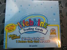 Webkinz TRADING CARDS Series 1 Sealed Box 36 packs