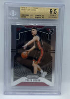 TYLER HERRO 2019-20 Panini Prizm 259 Rookie RC BGS 9.5 TRUE GEM MINT Top 10 Card