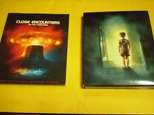 Close Encounters of the Third Kind (2 Blu-ray Disc set, 2007) Slipcover Inserts