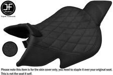 GRIP VINYL BLACK DIAMOND ST CUSTOM FITS BENELLI 1130 TNT 04-15 FRONT SEAT COVER