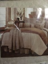 Hi End Accents Fairfield Luxury Coverlet Set, Super King