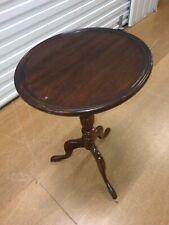 Mahogany Table Lamp Stand