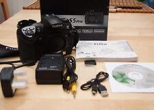 Fujifilm FinePix S Series S5 Pro 12.3MP Digital SLR Camera - Black (Body Only)