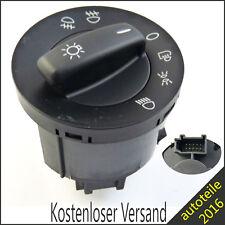 Neu Nebelscheinwerfer Lichtschalter Schwarz für VW Golf Touran Passat 1K0941431N