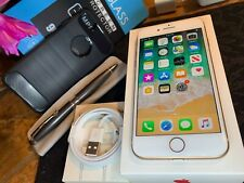 Apple iPhone 8 (64gb) Verizon Globally Unlocked (A1863) Gold/ MiNT ExTRA {iOS13}
