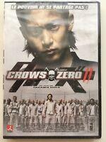 Crows zero 2 DVD NEUF SOUS BLISTER