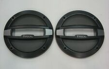 FOCAL R-165S2 165mm PROTECTIVE GRILLES, SPEAKER COVERS GRIL, BRAND NEW PAIR