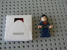 Lego Super Heros - Superman Minifig New!