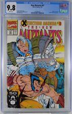 New Mutants #97 CGC 9.8 Rob Liefeld 1991