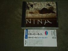 Nina Hagen Japan CD