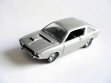 Renault R 17 r17 TS in silber argentino argentin silver metallic, Solido in 1:43
