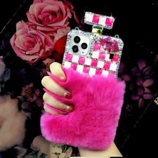 Sparkle Perfume Case For Samsung S10 S20 Note 20 iPhone 12 11 Pro Max XR  7 8 +