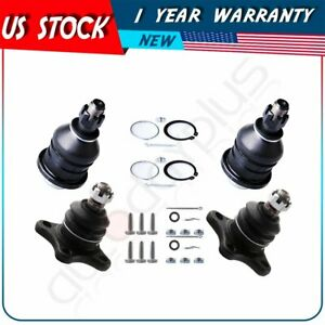 4WD Lower Ball Joint Set for Dodge Raider Ram 50 Power Ram MITSUBISHI Montero