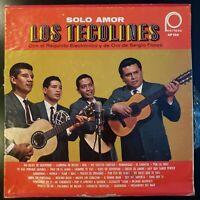 """Los Tecolines """"Solo Amor"""" Vinyl Record 3xLP Box Set"""