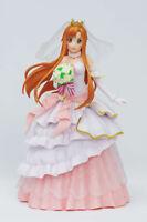Banpresto Sword Art Online Code Register EXQ Figure: Wedding Asuna from JAPAN