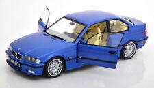1/18  - BMW E36 COUPE M3 1990 AZUL SOLIDO