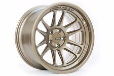 Cosmis Racing XT-206R 18x9.5 +10 18x11 +8 5x114.3 350Z G35 370Z 240SX Bronze