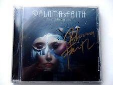 PALOMA FAITH - THE ARCHITECT * SIGNED * CD ALBUM & DELUXE CD - SEALED