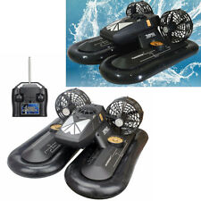 RC Amphibious Hovercraft Model 6CH Radio Control Boat Multifunctional Toy