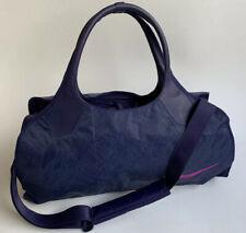 Nike Legend Auralux All Over Print 5 Pocket Duffle Gym Weekender Bag