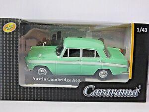 Oxford Cararama 1/43rd Scale Austin Cambridge A60 in Florida Green