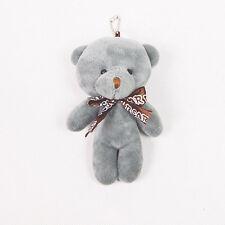 Mini Cute Teddy Bear Plush Stuffed Toy Doll Pendant Gifts Keychain Plush Toys