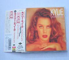Kylie minogue Greatest hits japan press w/obi