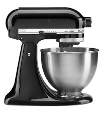 KitchenAid Stand Mixer Blender 4,5 qt Classic Plus Stainless Steel Bowl 10 Speed