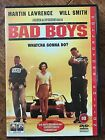 WILL SMITH BAD BOYS ~ 1995 Buddy COP Action Película RU Edición de coleccionista