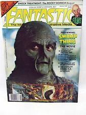 Fantastic Films Vol 4 #3 Rocky Horror Sequel, Swamp Thing, Jim Steranko Outland