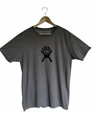Hydro Flask Hydro Free T-Shirt Gray Top Size Large