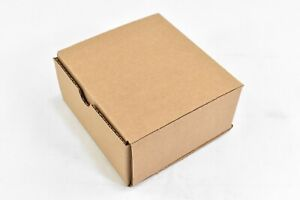"""6 x 6 x 3"""" Kraft Indestructo Mailers ULINE S-20505 100 CT CASE"""
